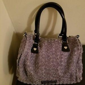 Betsey Johnson handbag with strap